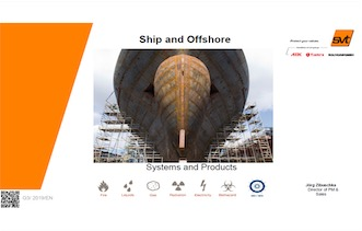 AIK Shipbuilding products