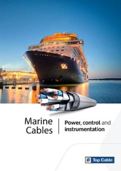 Top Cable Toxfree Marine Cables